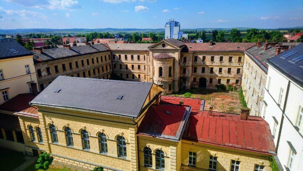 Rozhovor o věznici v časopisu studentů Gymnázia UH Truňk